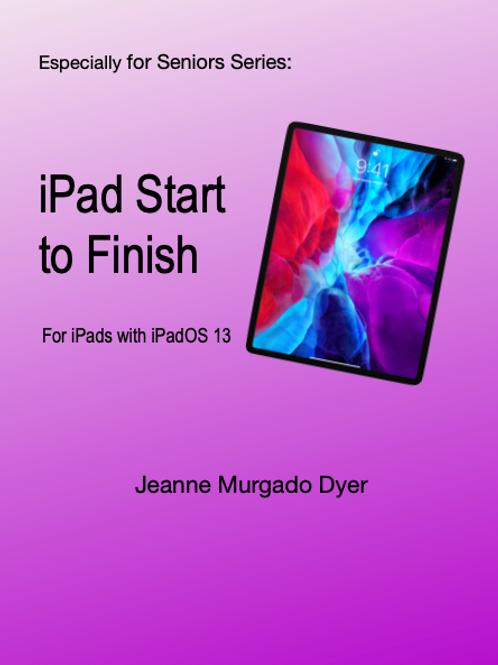 iPad Start to Finish