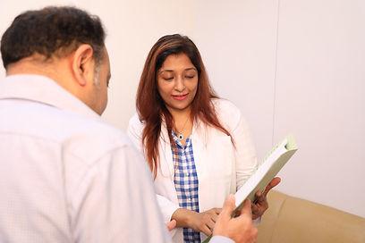 Explaining Instructions to Patient.JPG