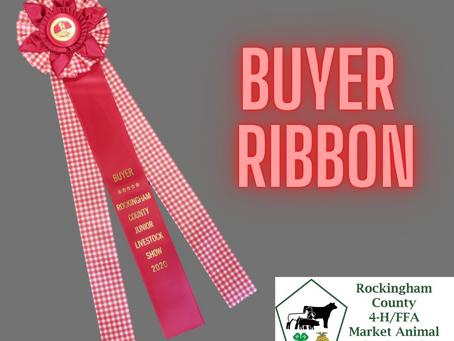 2020 Buyer Ribbon