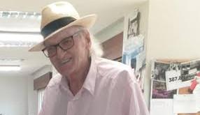 SANTIAGO CALDERA;  nos dejó un buen colaborador de los REYES MAGOS