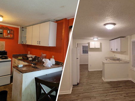 Featured Unit: Before & After Photos