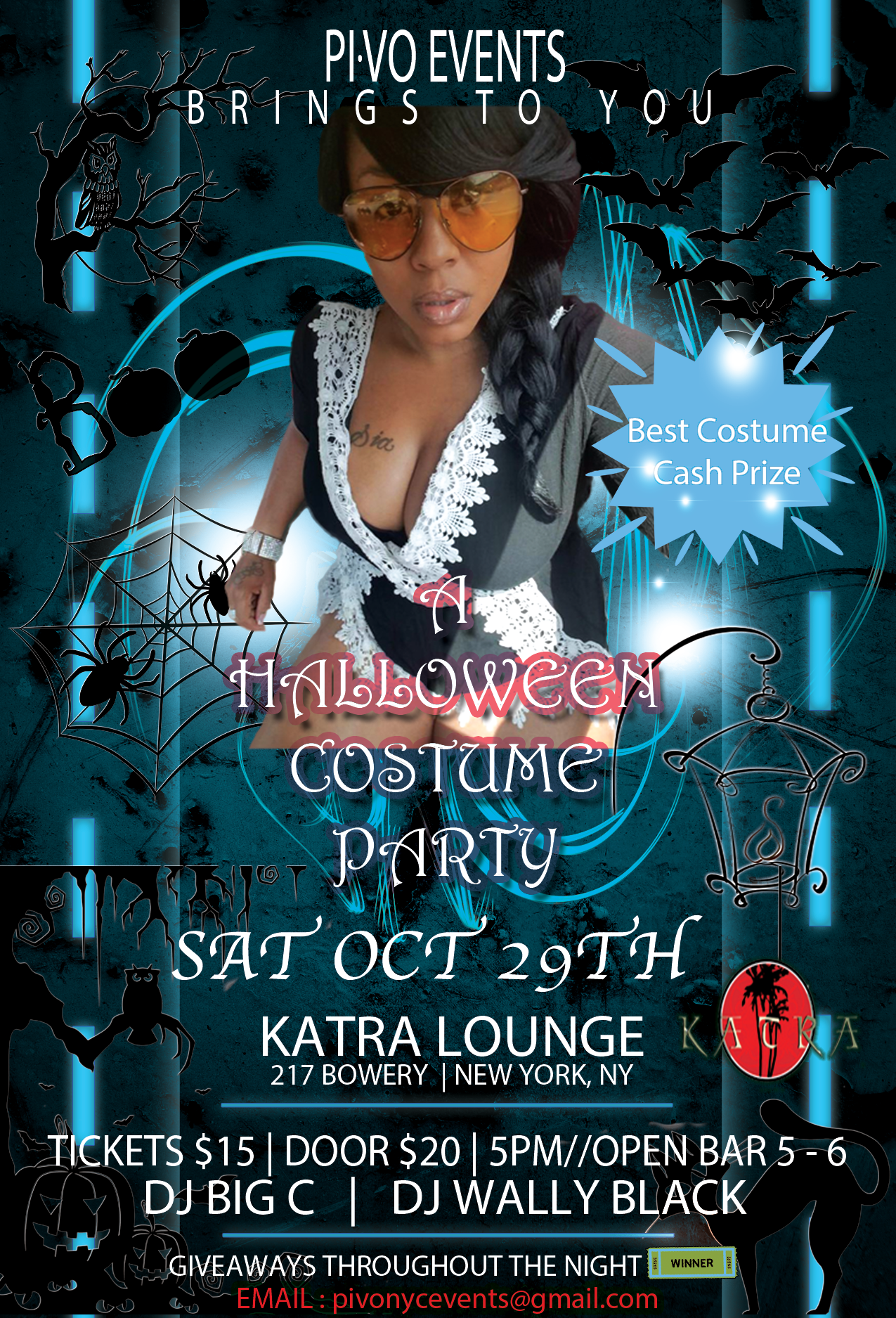 Halloween Party At Katra