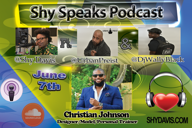 Pod 14 with Guest Christian Johnson