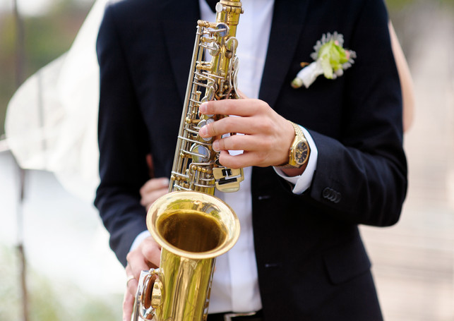 Second Song Saxophone