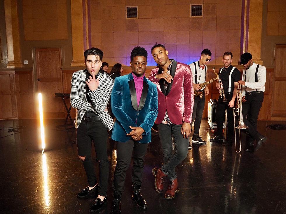 Viva Band Group Photo