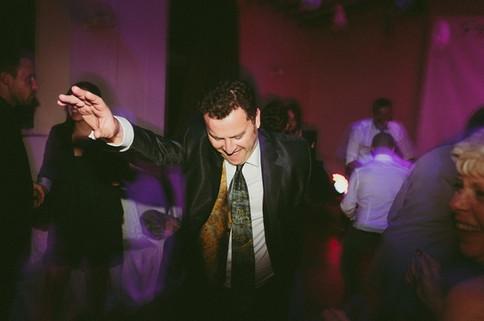 Italy Wedding DJ Rob