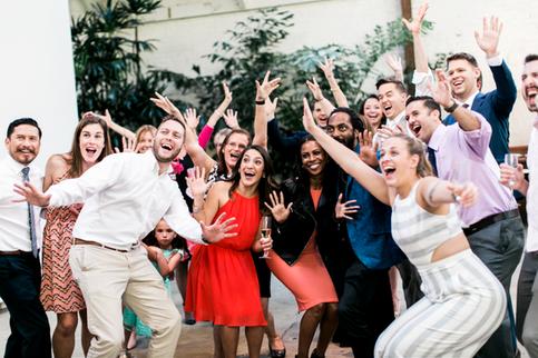 Millwick Wedding Group Photo