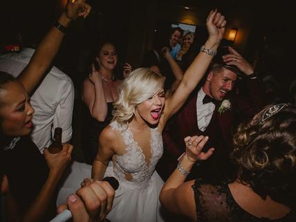 Happy Newlyweds Wedding DJ