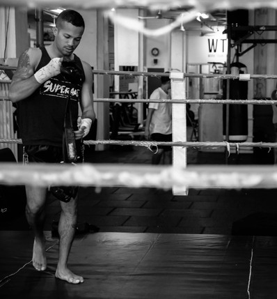 Mateo Mangusto - MMA fighter