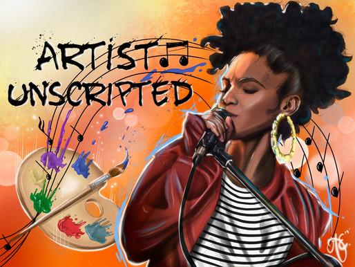 Artist Unscripted