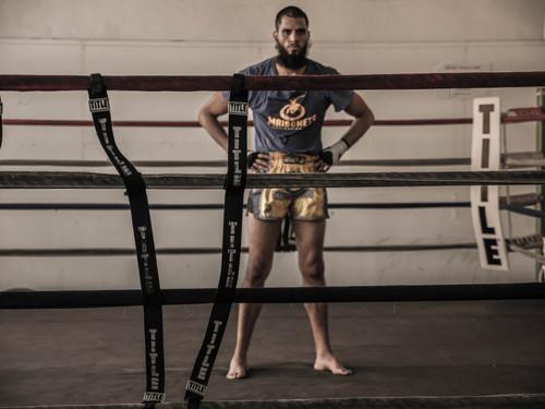 Daniel Santiago - MMA fighter