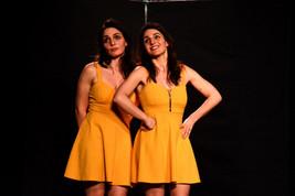 Nous sommes 2 sœurs jumelles, nées sous le signe des gémeaux…