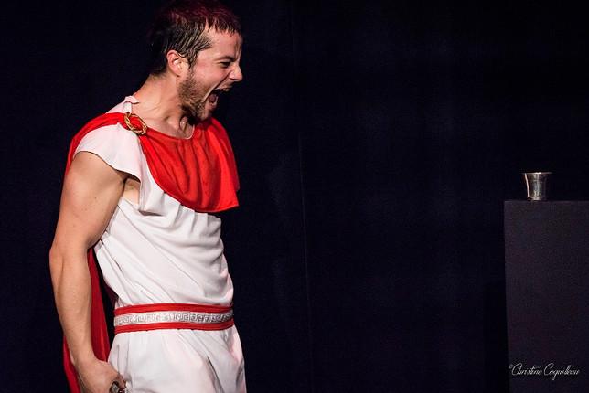 Brutus en colère !