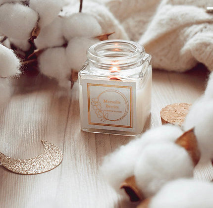 Bougie parfumée adorable 30g