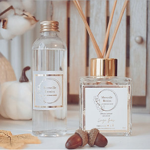 Recharge Diffuseur parfumé + bâtonnets