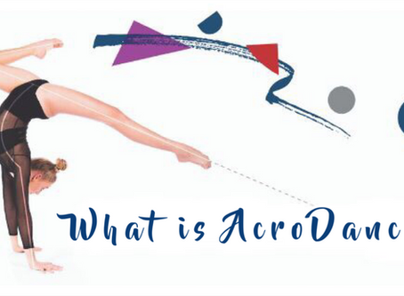 What is AcroDance?