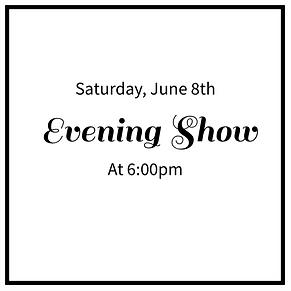 Evening show Program