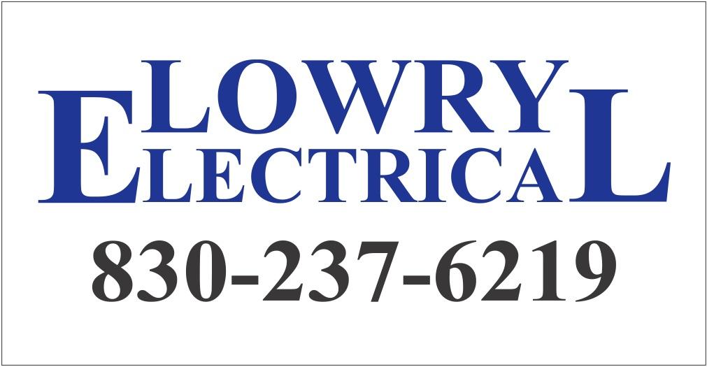 Lowry Electrical Logo