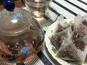 美肌薬膳茶ーーー紅香麗茶