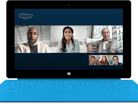 Skype(通信)風水教室鑑定