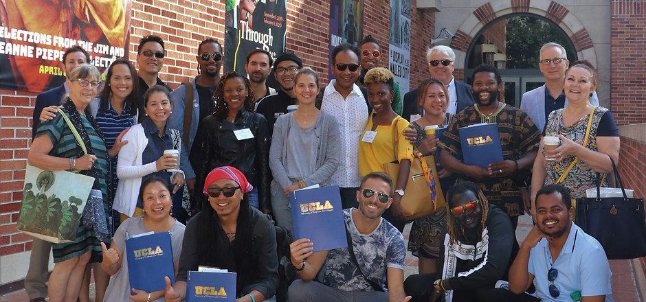 Multinational Delegation - UCLA - Septem