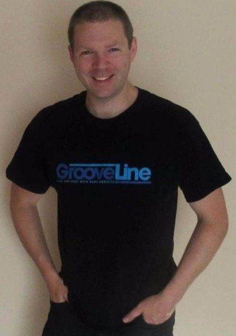 Mens Limited Edition Grooveline T Shirt