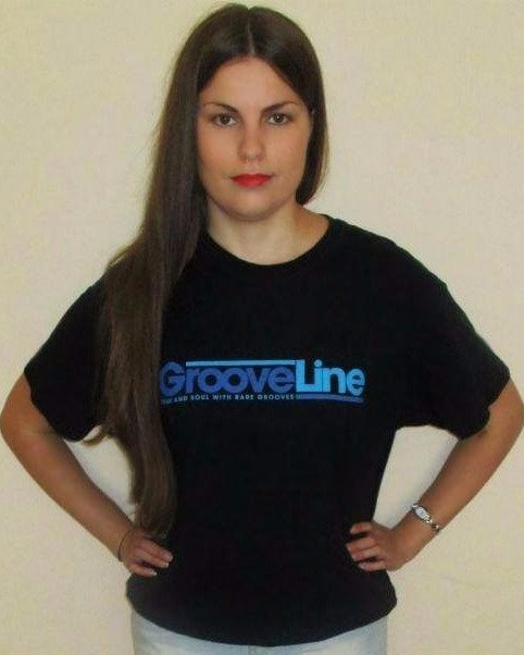 Womens Limited Edition Grooveline T Shirt