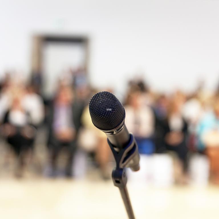 مهارات التحدث أمام الجمهور