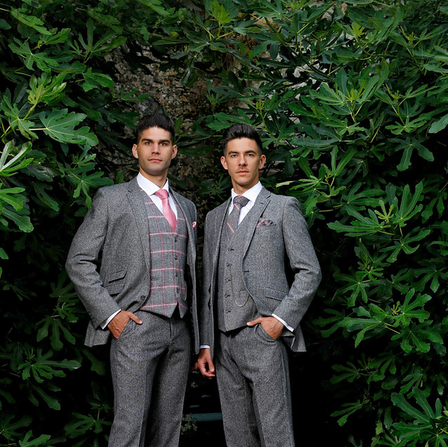 menswear at Gileston Manor Dyfed Menswear