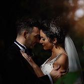 autumn winter wedding