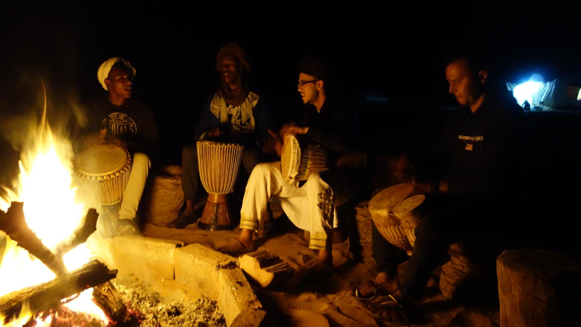 Music et chants traditionels
