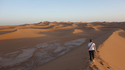 desert maroc trek