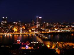 Night in Pittsburgh