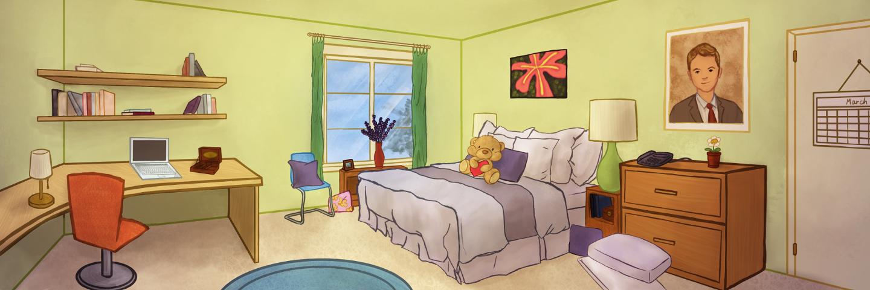 Cassandra's home