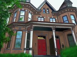 Cassandra's house