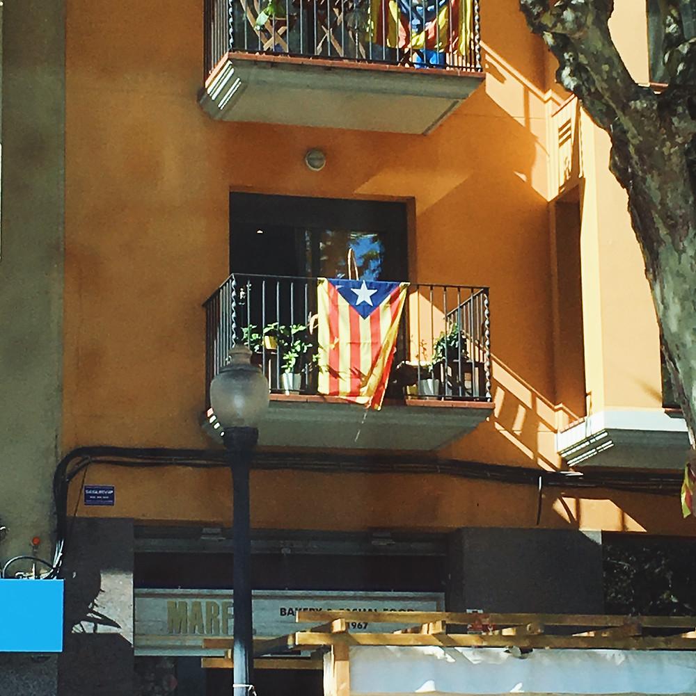 加泰隆尼亞獨立星旗