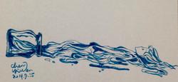 ink bottle challange