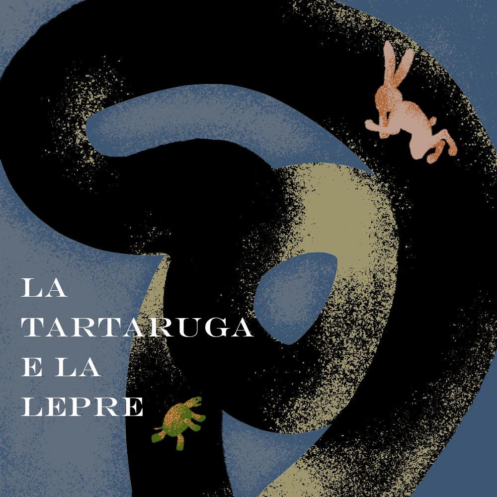 LA TARTARUGA E LA LEPRE_