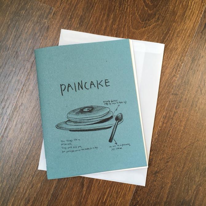 聊PAINCAKE | 關於紙張
