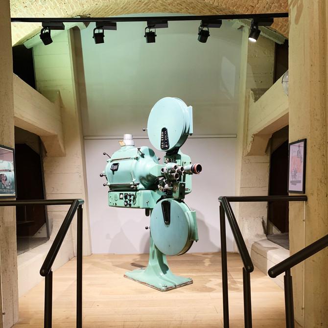 筆記|杜林電影博物館