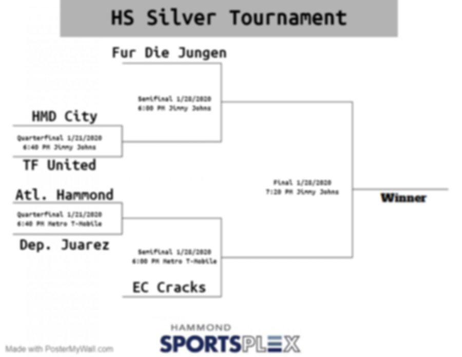 HS Silver Playoff - Made with PosterMyWa