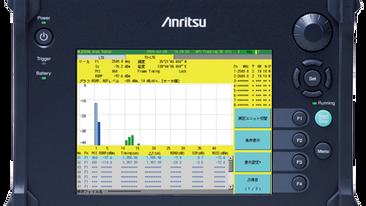 Anritsu社製 5G対応のエリアテスタ「ML8780A」について第3者検証を行っています