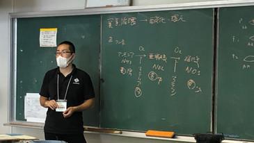 横浜市の学校に5G金魚・5Gメダカを寄付致しました