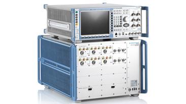 5G基地局シミュレーター R&S製CMX500(FR1対応)