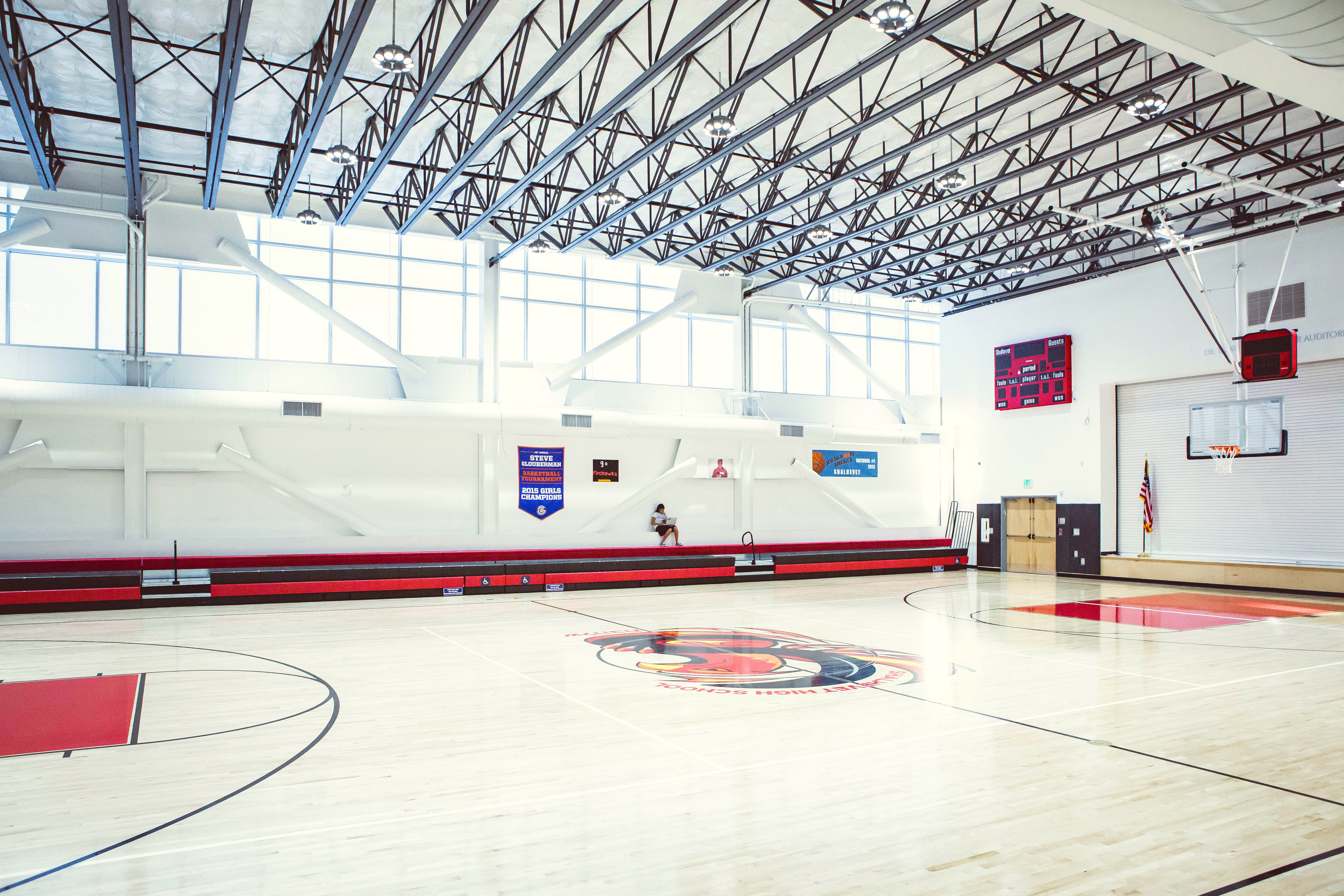 Shalhevet Gym 3