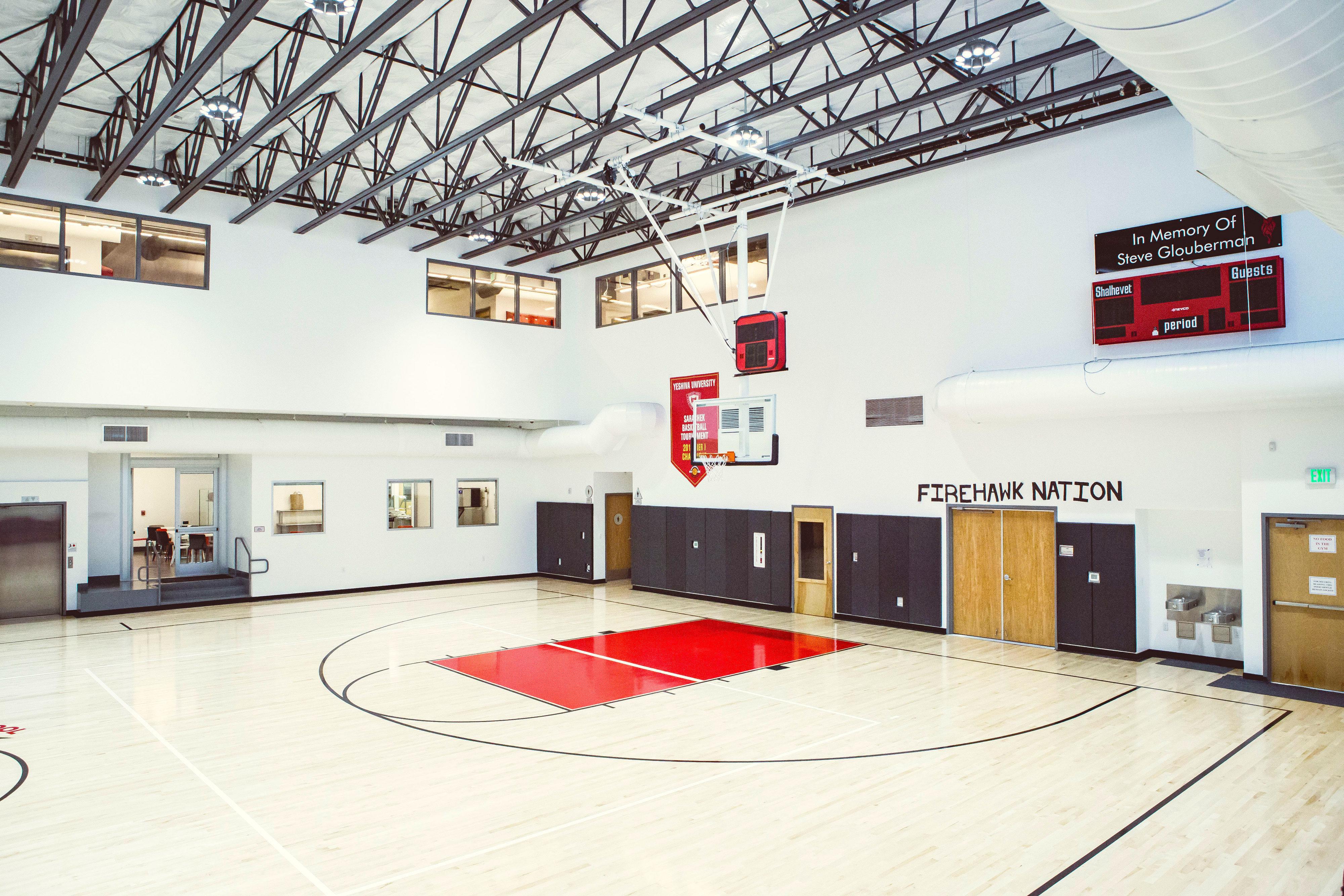 Shalhevet Gym 2