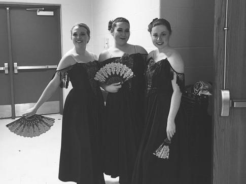 Haupt, Miller, Jackson - Spanish, The Nutcracker Ballet