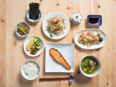 Things the Japanese understand and we can learn from: Food