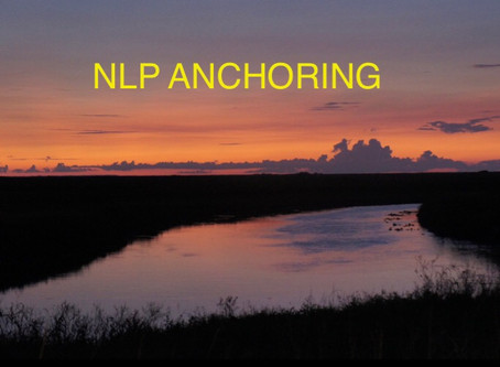 The Magic of NLP Anchors