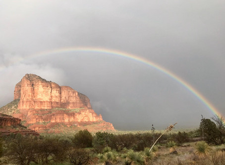 From Sedona and Beyond